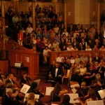 Beethoven 9 at the Sheldonian
